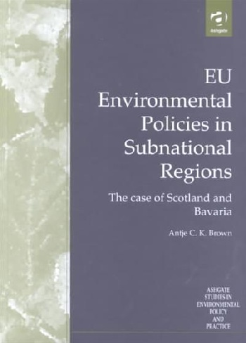 EU Environmental Policies in Subnational Regions eu language policy in real life