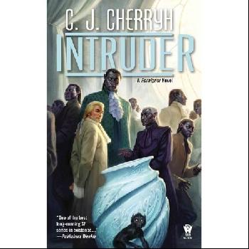 Intruder ( Foreigner Novels (Paperback) #13 ) passive intruder