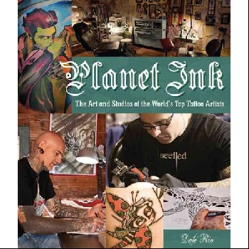 Planet Ink: The Art and Studios of the Worlds Top Tattoo Artists wells h g the war of the worlds война миров роман на англ яз