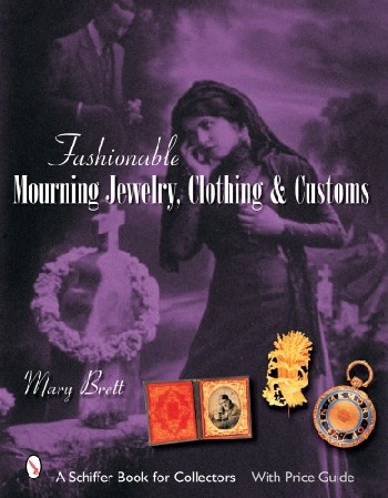 Fashionable mourning jewelry, clothing, and customs mourning becomes electra