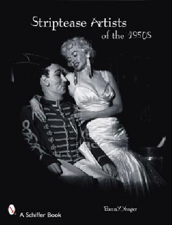 Striptease Artists of the 1950s kiss me striptease star бэби долл с ажурными вставками размер s