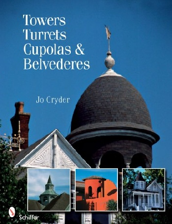 Towers, Turrets, Cupolas, & Belvederes white towers