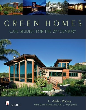 Green Homes: Case Studies for the 21st Century forest homes