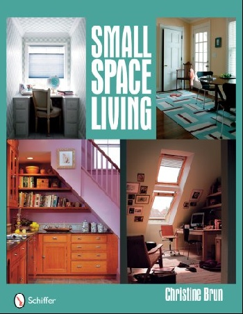 Small Space Living contemporary living space
