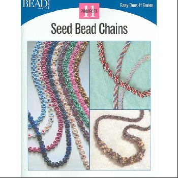 Seed Bead Chains: 11 Projects managing projects made simple
