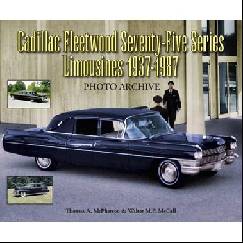 Cadillac Fleetwood Series Seventy-Five Limousines 1937-1987 ( Photo Archives ) cd fleetwood mac mirage