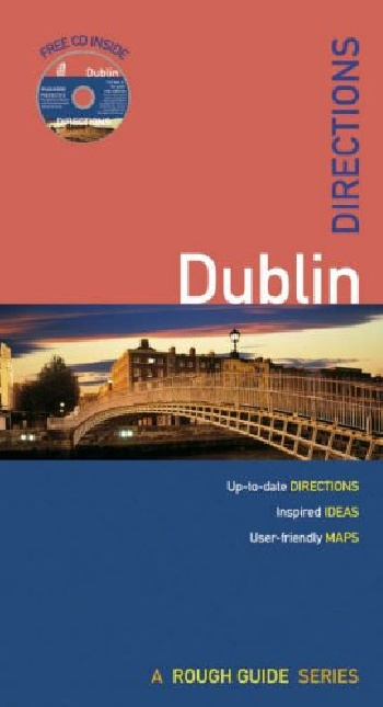 Dublin Directions:Rough Guide & CD magica italia 1 teachers guide class audio cd