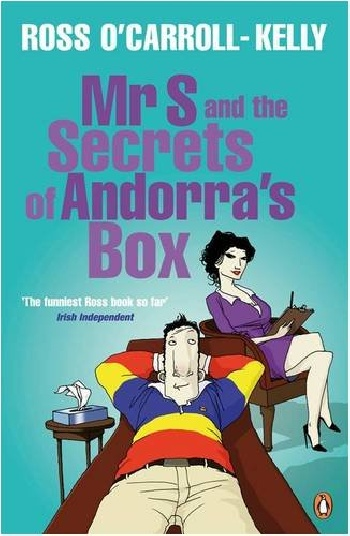 Mr s and the secrets of andorra`s box virgin s daughter the