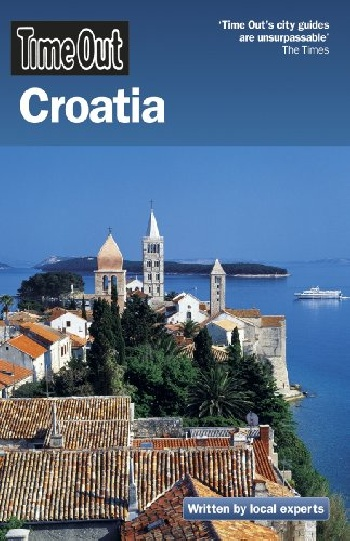 Time Out Croatia 2nd edition time out rome 8th edition