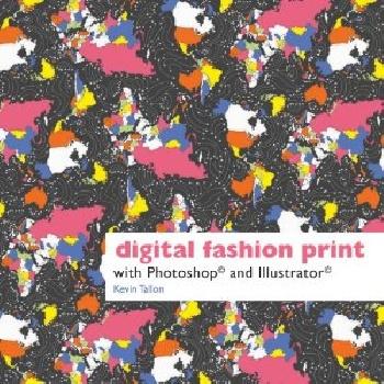 Digital fashion print