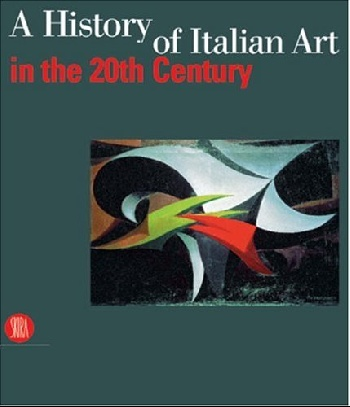 Hist. of Italian Art 20th Century italian visual phrase book