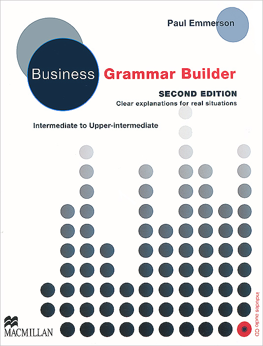 Business Grammar Builder (+ CD) алла берестова english grammar reference