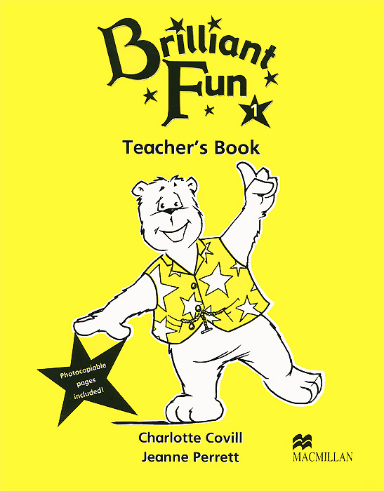Brilliant Fun 1: Teacher's Book печенье the fun 150g