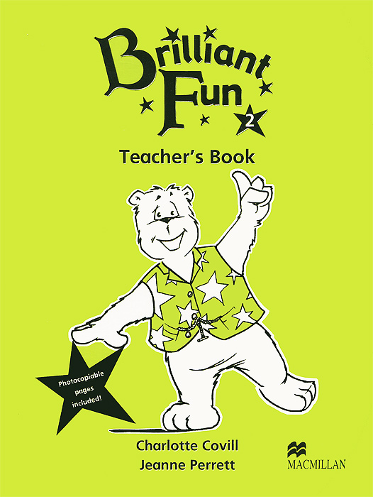 Brilliant Fun 2: Teacher's Book печенье the fun 150g