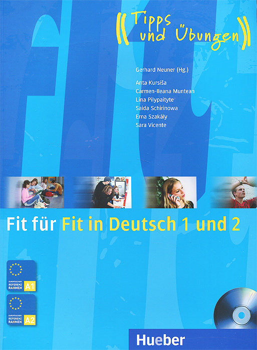 Fit fur Fit in Deutsch 1 und 2 (+ CD-ROM) fit 70987