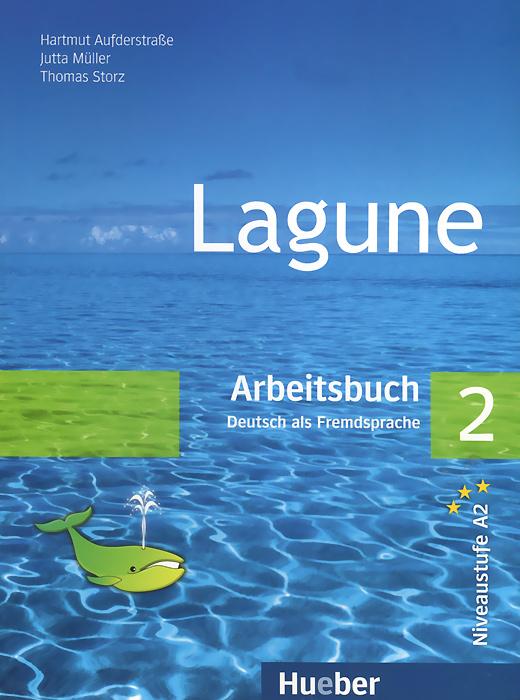 Lagune 2: Arbeitsbuch
