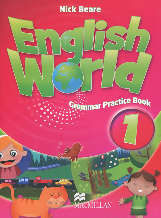 English World 1: Grammar Practice Book
