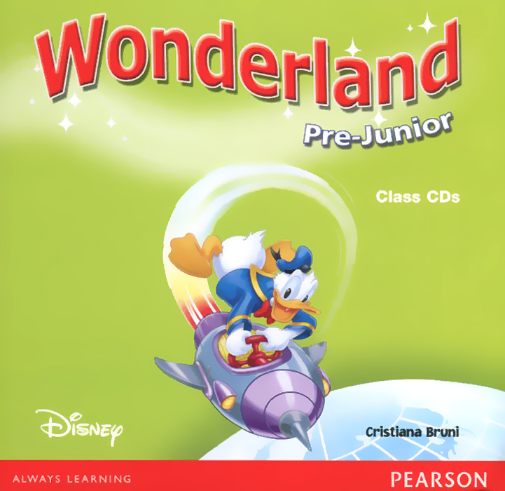 Wonderland Pre-Junior Class (аудиокурс на CD) el chinese idioms about dragons and their related stories book with cd элементарный уровень китайские рассказы о драконах и историях с ними книг