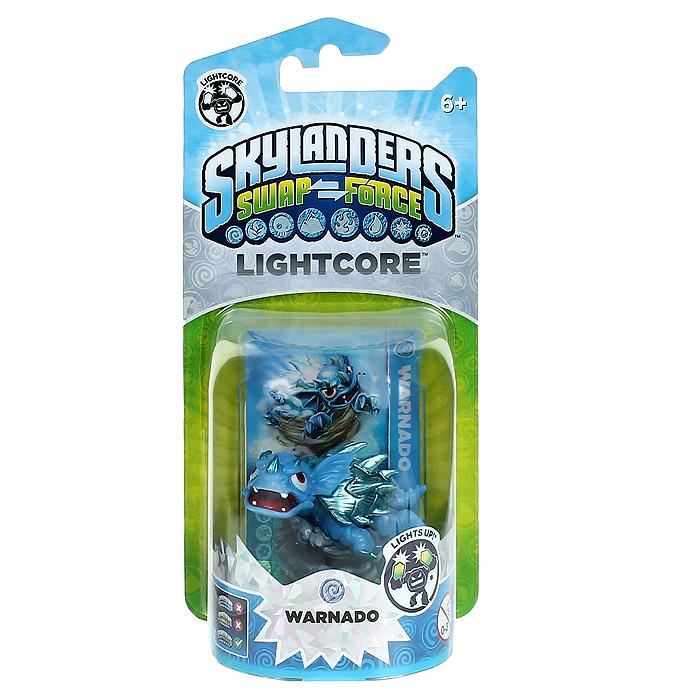 Skylanders Swap Force. Интерактивная фигурка Warnado (светящаяся) skylanders swap force интерактивная фигурка heavy duty sprocket