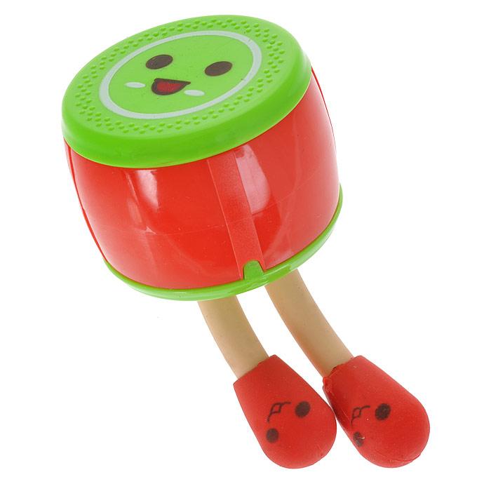 Точилка для карандашей Барабан, 2 ластика, цвет: красный, салатовый. 003508003508В набор входит два ластика в виде барабанных палочек и барабан - точилка для карандашей. Острое лезвие обеспечит высококачественную и точную заточку карандашей, а оригинальный декор поднимет вам настроение и украсит рабочий стол. Характеристики: Материал: пластик, металл. Цвет: красный, салатовый. Размер точилки: 4,5 см х 3,5 см х 4,5 см. Размер барабанных палочек: 5,5 см х 1,5 см. Артикул: 003508.
