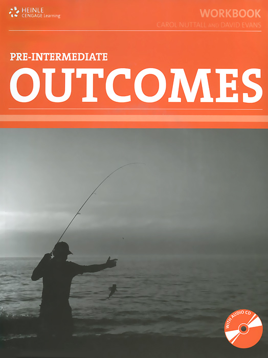 Outcomes Pre-intermediate Workbook (+ CD-ROM) learn and practise english grammar 1 student s book