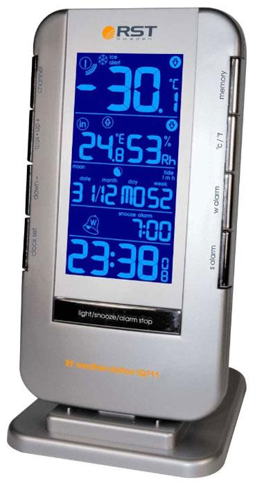 RST02711 термометр цифровой с радиодатчиком - Погодные станции