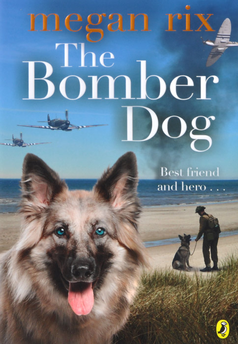 The Bomber Dog dog will have his day