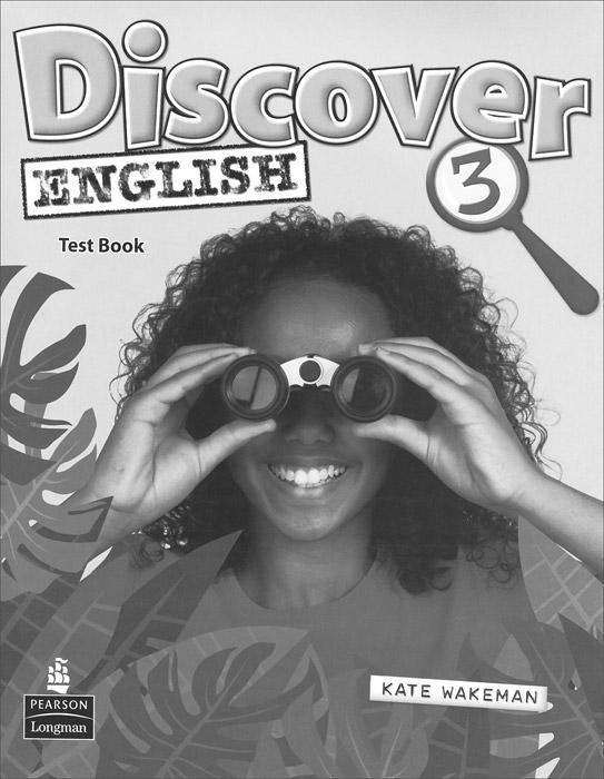 Discover English 3: Test book english with crosswords 3 dvdrom