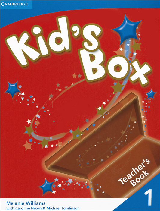 Kid's Box 1: Teacher's Book