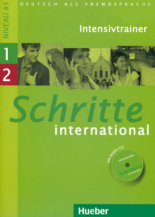 Schritte international 1, 2: Intensivtrainer (+ CD-ROM)