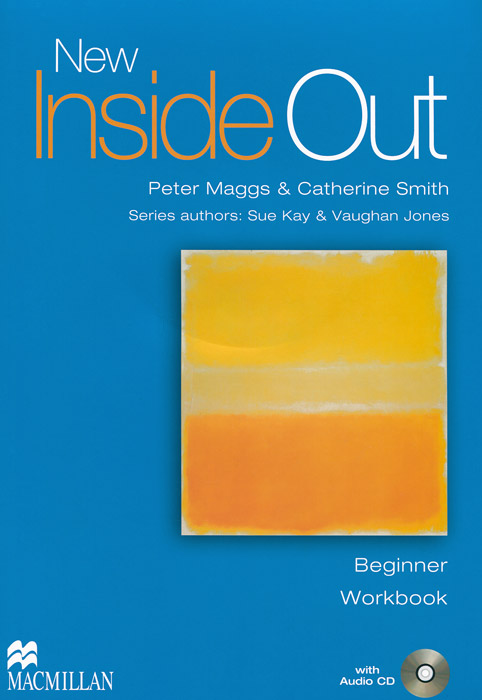New Inside Out Beginner: Workbook (+ CD-ROM) global beginner workbook cd key