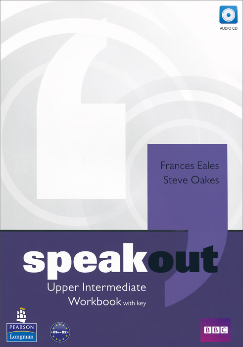 Speakout. Upper-Intermediate: Workbook with Key (+ CD) clare a new total english intermediate workbook with key cd