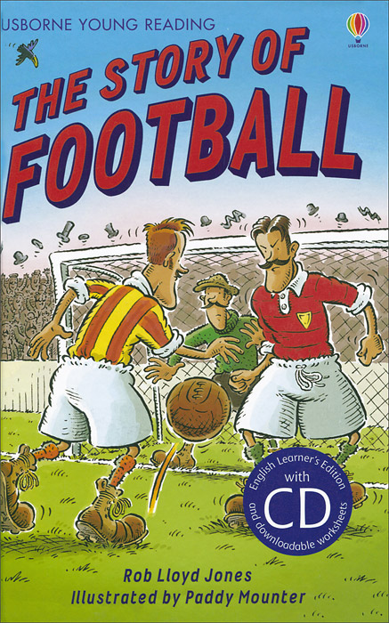 The Story of Football (+ CD-ROM)