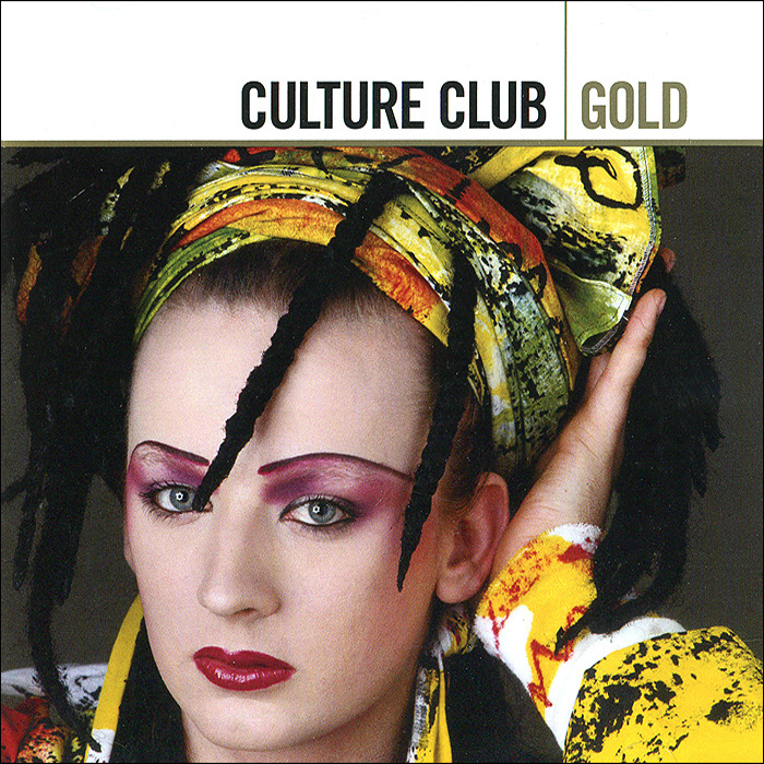 Culture Club. Gold (2 CD)