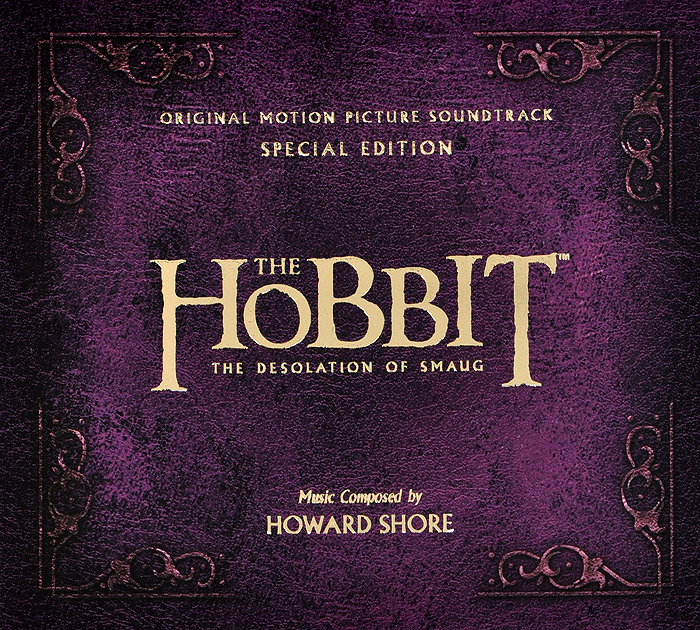 The Hobbit. The Desolation Of Smaug. Original Motion Picture Soundtrack. Special Edition (2 CD) the princess diaries 2 royal engagement original soundtrack