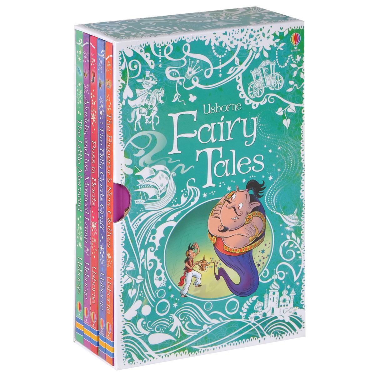 Usborne Fairy Tales (комплект из 5 книг) stalking the green fairy page 2