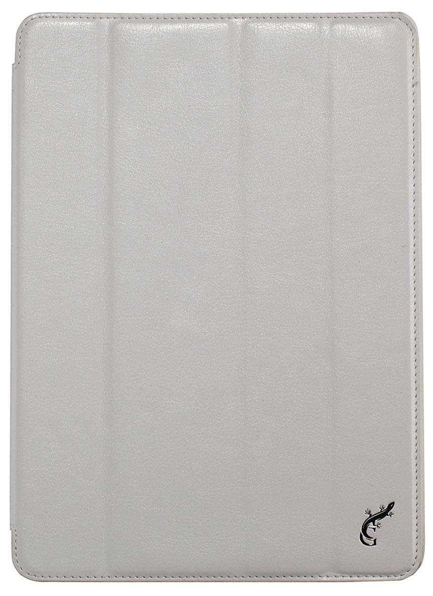 G-case Slim Premium чехол для iPad Air, White protective pu leather flip open case w card slots stand for ipad air 2 white