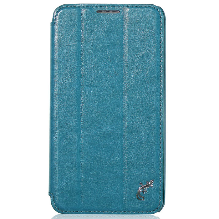 G-case Slim Premium чехол для Samsung Galaxy Note 3, Blue hat prince protective case w call display stand for samsung galaxy note 4 n9100 pink