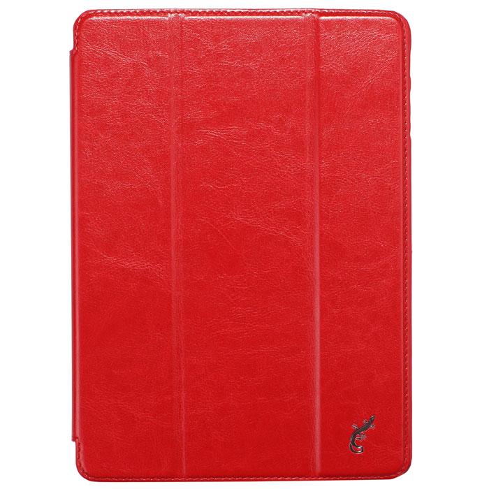 G-case Slim Premium чехол для Samsung Galaxy Note 10.1 2014, RedGG-213Чехол G-Case Slim Premium для Samsung Galaxy Note 10.1 2014 Edition позволит долгое время сохранить презентабельный вид вашему устройству. Качественная строчка и аккуратные швы, износостойкие материалы, широкий ассортимент (как цветовая гамма, так и исполнение) утвердят вас в правильности выбора чехла для планшета. Изготовленный специально для Samsung Galaxy Note 10.1 2014 Edition, чехол соответствует всем его параметрам. Выполненный из качественной кожи чехол G-Case Slim Premium защитит устройство от царапин, истирания, пыли, грязи и ударов со всех сторон. В чехле предусмотрены все необходимые вырезы для камеры, портов и управляющих кнопок. Теперь не нужно снимать чехол, чтобы сделать фотографию или зарядить планшет. Чехол G-Case Slim Premium очень лёгкий и тонкий и может трансформироваться в удобную подставку.