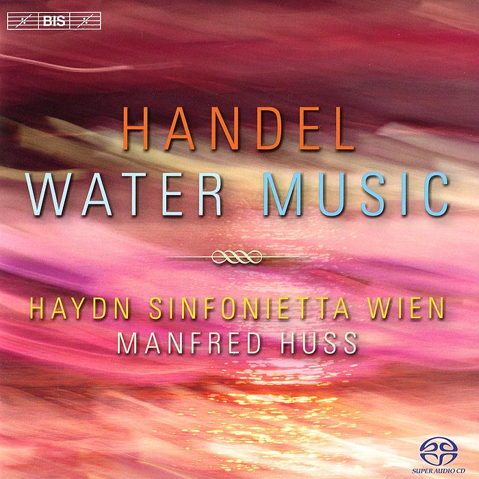 Haydn Sinfonietta Wien,Манфред Хасс Haydn Sinfonietta Wien, Manfred Huss. Handel. Water Music (SACD) халат домашний five wien home five wien home mp002xw13mzr