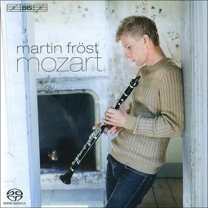 Martin Frost, Kegelstatt Trio. Mozart. Clarinet Concerto (SACD) мартин фрост роланд понтинен торлиф тедин martin frost brahms clarinet sonatas