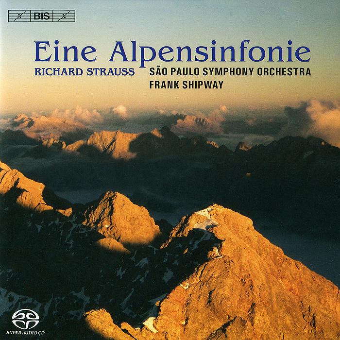 все цены на Sao Paulo Symphony Orchestra,Френк Шипвей Sao Paulo Symphony Orchestra, Frank Shipway. Strauss. Eine Alpensinfonie (SACD)
