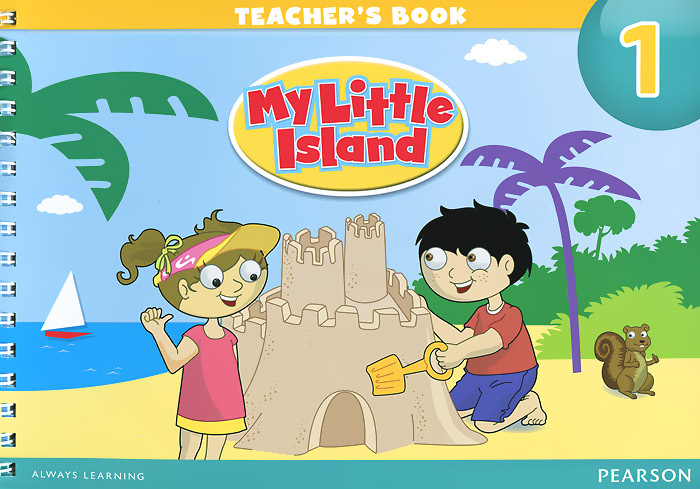 My Little Island: Level 1: Teacher's Book my counting sticker activity book