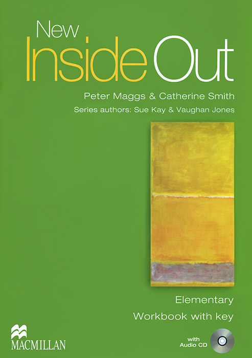 New Inside Out: Elementary: Workbook with Key (+ CD) outcomes elementary workbook workbook key cd