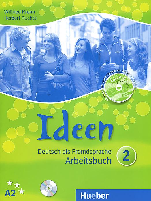 Ideen: Arbeitsbuch 2: Deutch als Fremdsprache (+ 2 CD-ROM) team up starter 1 test resource audio cd test maker cd rom