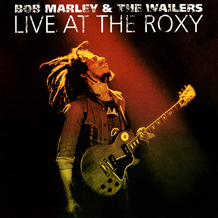 Bob Marley. Live At The Roxy (2 CD)