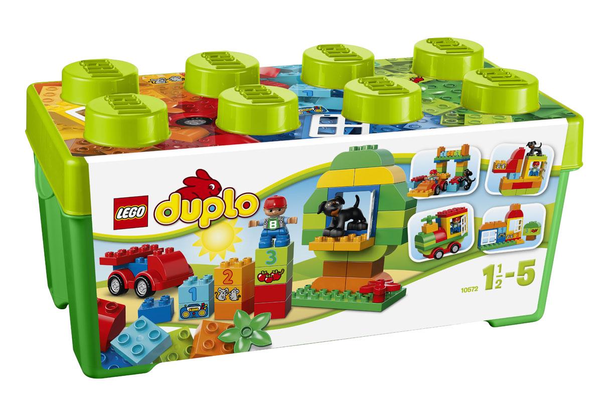 LEGO DUPLO Конструктор Механик 10572