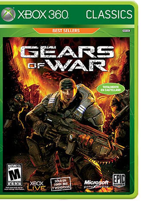 Gears of War. Classics (Xbox 360) купить игры лицензионные на xbox 360