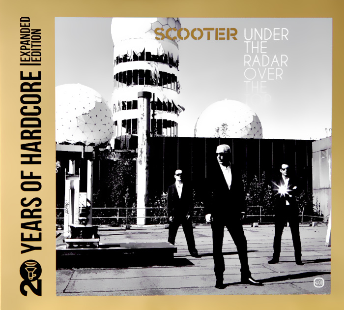 Фото Scooter,Scooter Scooter. Under The Radar Over The Top. 20 Years Of Hardcore. Expanded Edition (2 CD) scooter scooter under the radar over the top