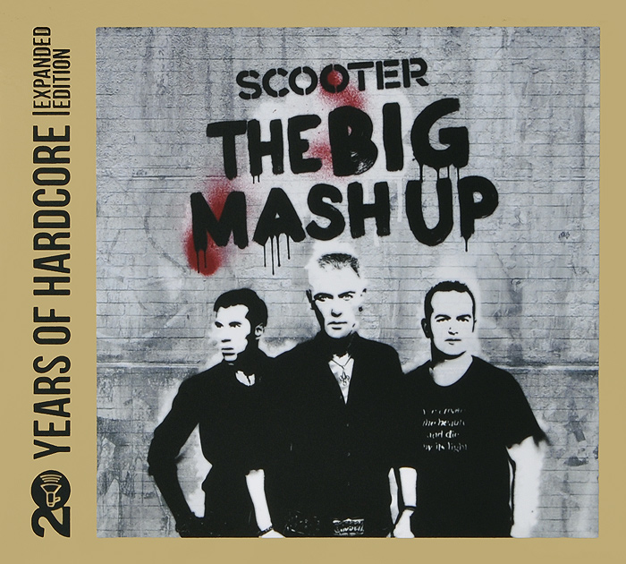 Фото Scooter,Scooter Scooter. The Big Mash Up. 20 Years Of Hardcore. Expanded Edition (2 CD) scooter scooter under the radar over the top